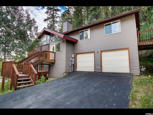 Single Family for Sale at 615 PARK VIEW Drive Summit Park, Utah 84098 United States
