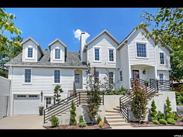 Home for sale at 1661 E Federal Heights Dr, Salt Lake City, UT 84103. Listed at 1375000 with 6 bedrooms, 5 bathrooms and 6,269 total square feet