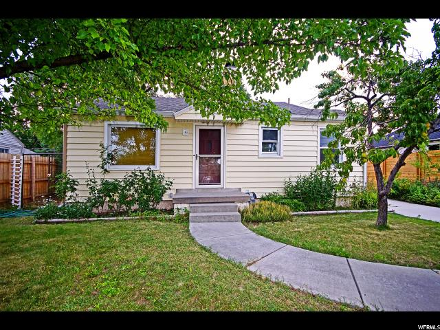 Home for sale at 3119 S Imperial St, Salt Lake City, UT 84106. Listed at 275000 with 2 bedrooms, 1 bathrooms and 1,416 total square feet