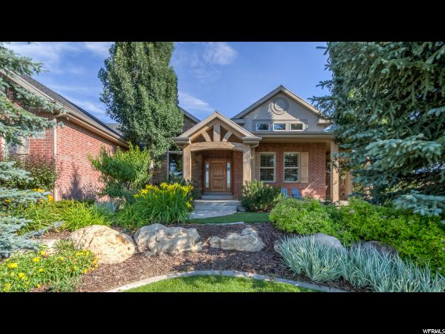 Single Family for Sale at 3965 WILLOW CRK Mountain Green, Utah 84050 United States