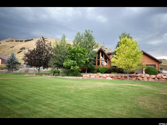 Single Family for Sale at 1345 N 6800 E Croydon, Utah 84018 United States