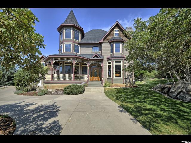 Single Family for Sale at 2830 CARRIAGE Lane Uintah, Utah 84403 United States