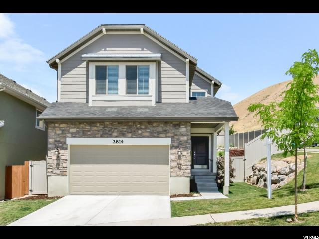 2814 W BEAR RIDGE WAY Lehi, UT 84043 - MLS #: 1466101