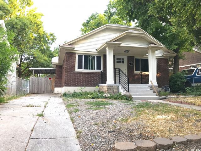 Home for sale at 164 E Williams Ave, Salt Lake City, UT 84111. Listed at 299000 with 3 bedrooms, 1 bathrooms and 1,303 total square feet
