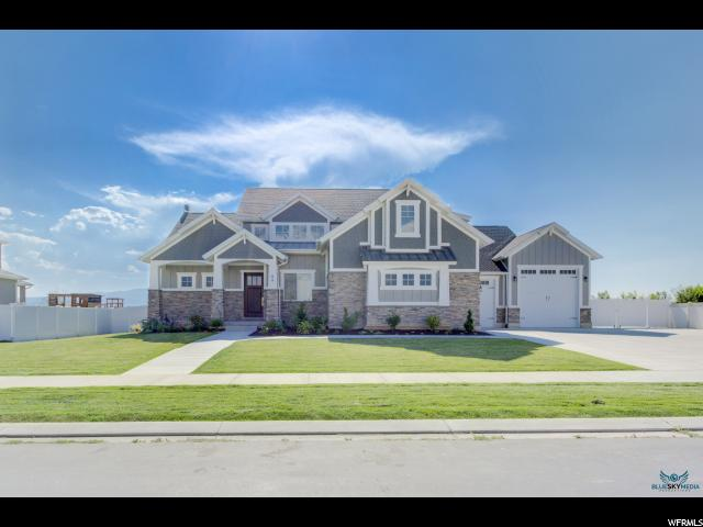 Single Family for Sale at 88 S SUNSET Drive Vineyard, Utah 84058 United States
