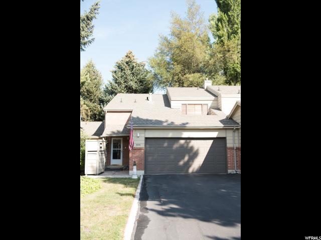 Casa unifamiliar adosada (Townhouse) por un Venta en 3251 N SHADOWBROOK Circle Provo, Utah 84604 Estados Unidos