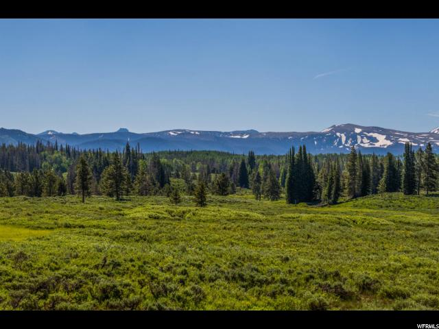 Land for Sale at 1 WHITNEY RESEVOIR Road 1 WHITNEY RESEVOIR Road Kamas, Utah 84036 United States