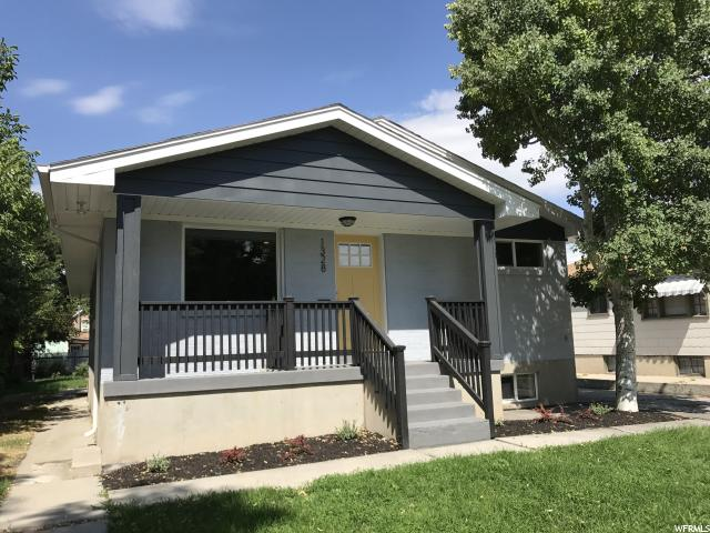 Home for sale at 1328 S Roberta St, Salt Lake City, UT  84115. Listed at 369995 with 4 bedrooms, 2 bathrooms and 2,296 total square feet