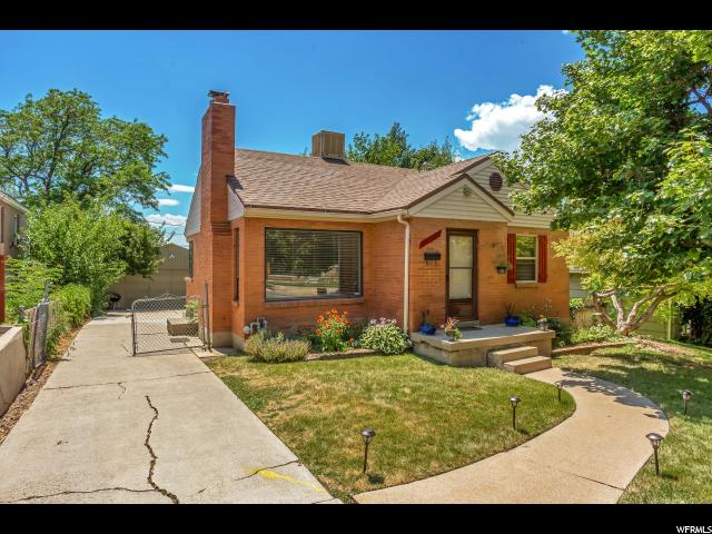 Home for sale at 2754 E Louise Ave, Salt Lake City, UT 84109. Listed at 355000 with 3 bedrooms, 2 bathrooms and 1,776 total square feet