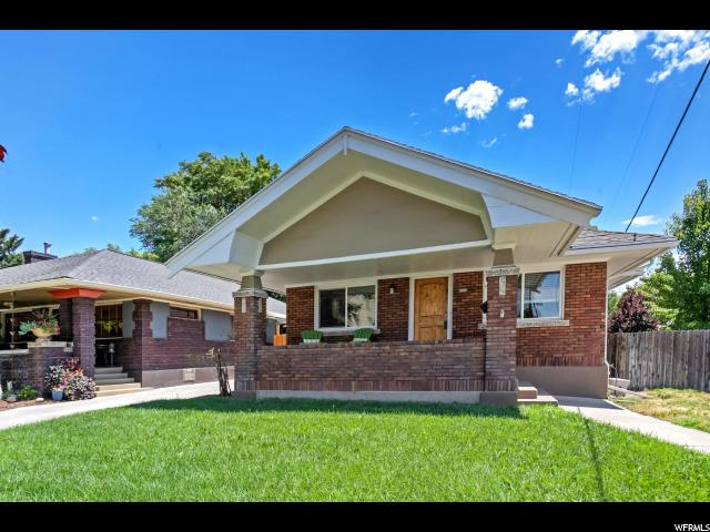 Home for sale at 1933 S 500 East, Salt Lake City, UT  84105. Listed at 380000 with 4 bedrooms, 2 bathrooms and 2,270 total square feet