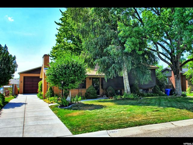 Home for sale at 3480 S 3170 East, Salt Lake City, UT  84109. Listed at 349900 with 3 bedrooms, 2 bathrooms and 2,211 total square feet