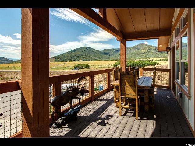 Appartement en copropriété pour l Vente à 1288 DEER PARK Circle 1288 DEER PARK Circle Unit: 301 Heber City, Utah 84032 États-Unis