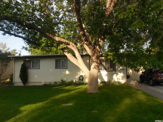 Single Family for Sale at 738 PARK Pocatello, Idaho 83201 United States