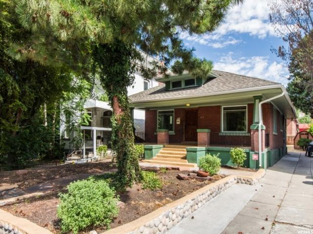 835 E 100 S, Salt Lake City UT 84102