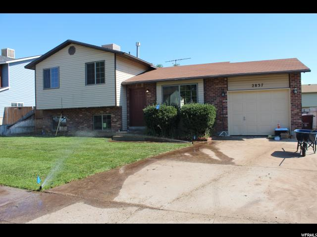 Additional photo for property listing at 2837 W 5925 S  Roy, Utah 84067 États-Unis