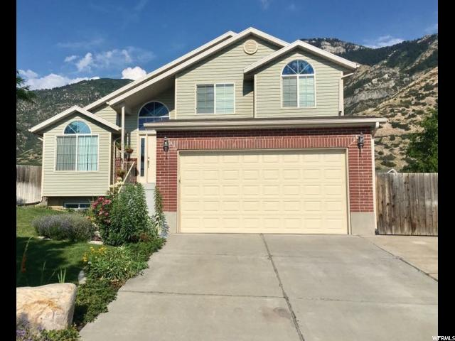 Single Family for Sale at 1492 N FOWLER Ogden, Utah 84404 United States
