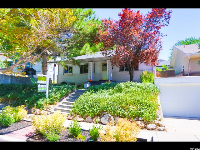 Home for sale at 827 S 1100 East, Salt Lake City, UT  84102. Listed at 399800 with 3 bedrooms, 2 bathrooms and 1,953 total square feet
