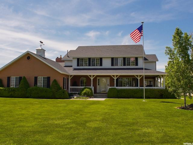Single Family for Sale at 3805 W 2200 N Plain City, Utah 84404 United States
