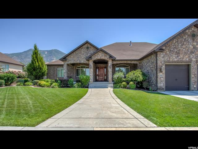 Single Family for Sale at 3598 N 1450 W Pleasant Grove, Utah 84062 United States
