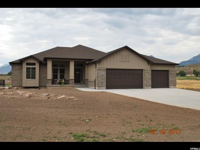 Single Family for Sale at 949 S 400 W 949 S 400 W Genola, Utah 84655 United States