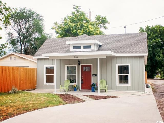 Home for sale at 918 E Blaine Ave, Salt Lake City, UT 84105. Listed at 304999 with 2 bedrooms, 1 bathrooms and 1,400 total square feet