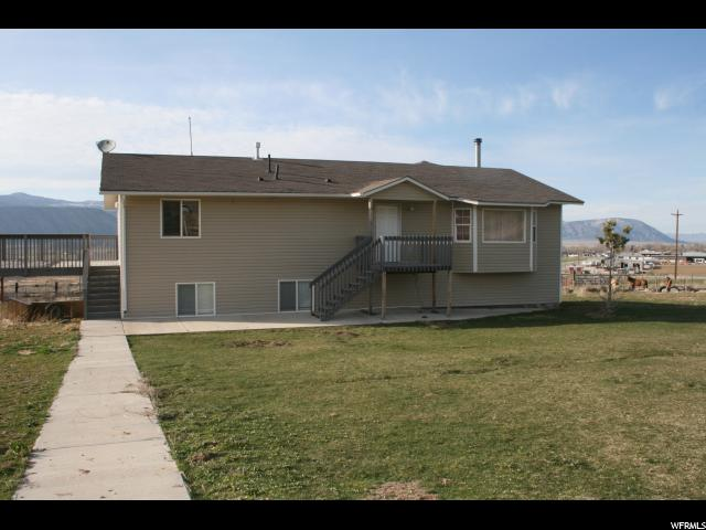 Single Family for Sale at 580 W 1500 S 580 W 1500 S Manti, Utah 84642 United States