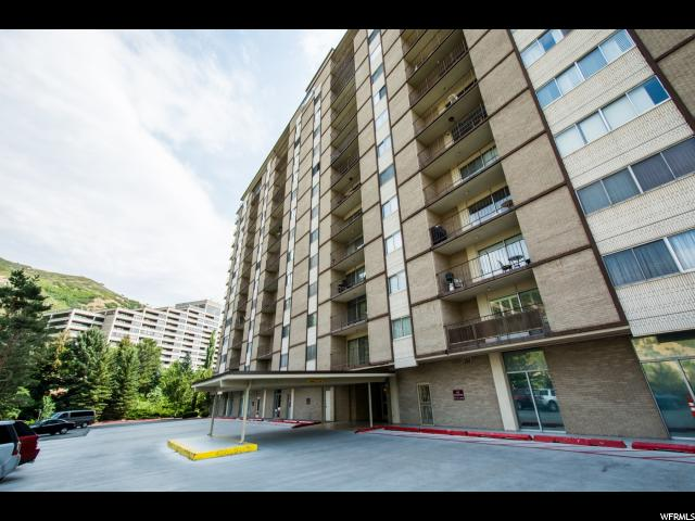 875 S DONNER WAY Unit 601, Salt Lake City UT 84108
