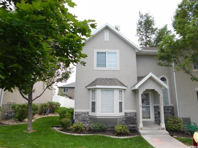 Townhouse for Sale at 3113 DAVENCOURT LOOP Lehi, Utah 84043 United States