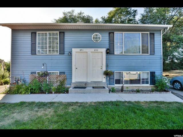 Duplex pour l Vente à 851 N 460 W Lehi, Utah 84043 États-Unis