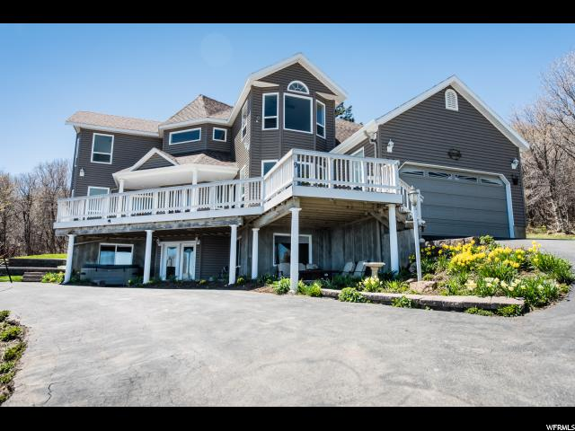 Single Family for Sale at 9 HICKOCK Drive 9 HICKOCK Drive Fish Haven, Idaho 83287 United States