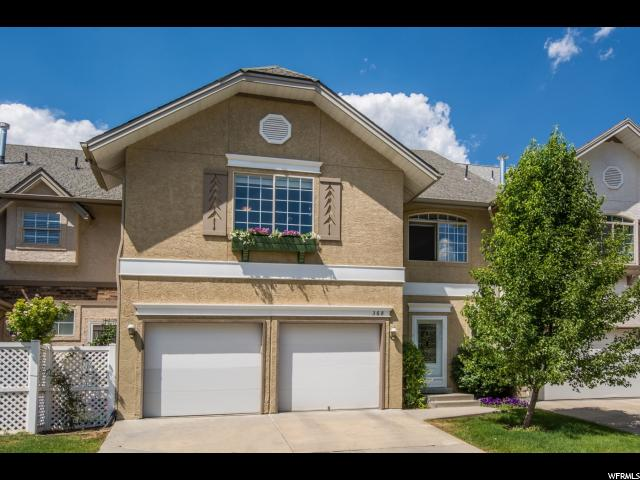 Casa unifamiliar adosada (Townhouse) por un Venta en 368 COTTAGECREEK Court 368 COTTAGECREEK Court Midway, Utah 84049 Estados Unidos