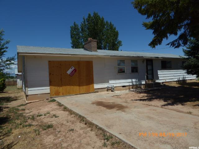 Single Family للـ Sale في 5287 E HWY 40 Fort Duchesne, Utah 84026 United States