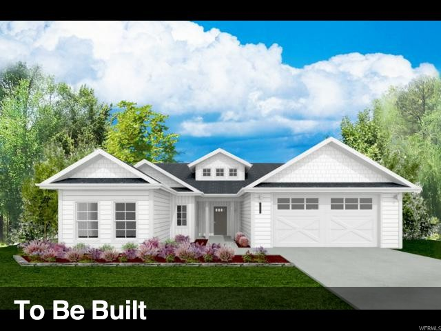 Single Family for Sale at 688 W 50 N Road 688 W 50 N Road Unit: LOT 1 Hyrum, Utah 84319 United States