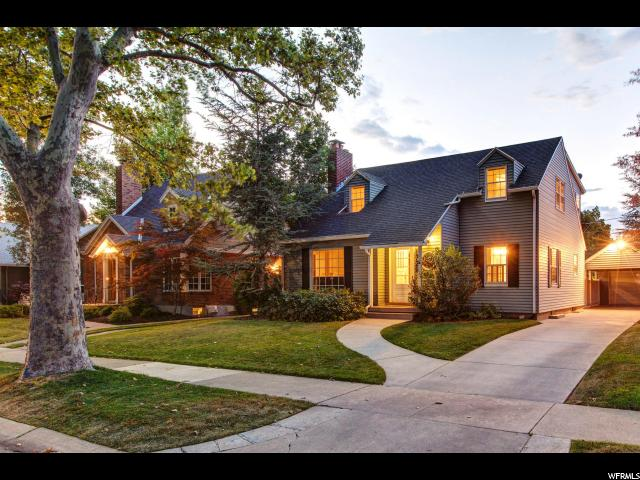 Home for sale at 1729 Laird Ave, Salt Lake City, UT 84108. Listed at 719000 with 5 bedrooms, 4 bathrooms and 3,003 total square feet
