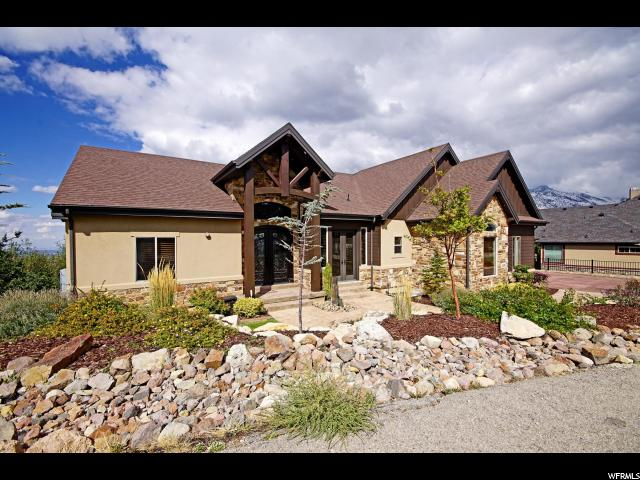 Single Family للـ Sale في 1495 E TRAIL CREST Court 1495 E TRAIL CREST Court Draper, Utah 84020 United States