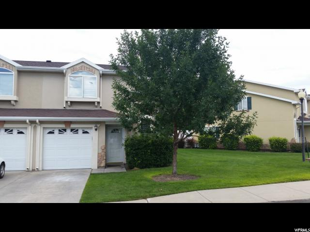 Townhouse for Sale at 6907 S FLORENTINE WAY West Jordan, Utah 84084 United States