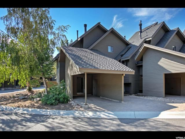 2109 COMMANCHE TRL Unit 48, Park City UT 84098