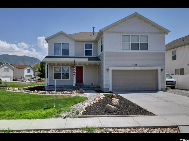 Single Family for Sale at 502 E WHEAT Drive Stansbury Park, Utah 84074 United States