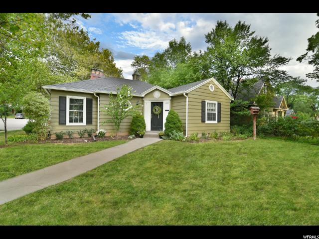 Home for sale at 1347 S Emigration Cir, Salt Lake City, UT 84108. Listed at 640000 with 3 bedrooms, 3 bathrooms and 2,626 total square feet