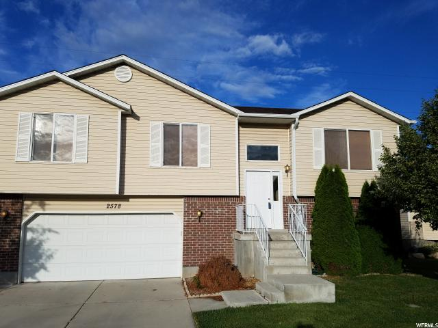 Single Family for Sale at 2578 S 75 E 2578 S 75 E Clearfield, Utah 84015 United States