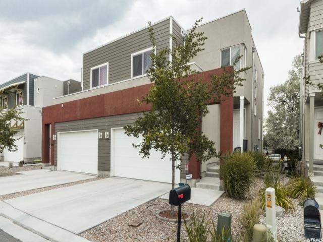 Home for sale at 3564 S Terra Sol, South Salt Lake, UT  84115. Listed at 335000 with 4 bedrooms, 4 bathrooms and 2,067 total square feet