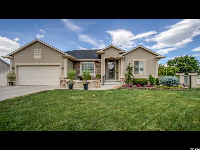 Single Family for Sale at 1233 E 420 S Payson, Utah 84651 United States
