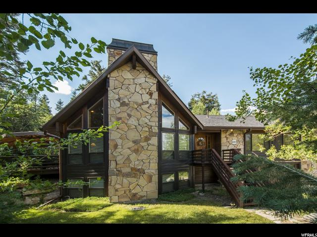 260 LOWER  EVERGREEN DR, Park City UT 84098