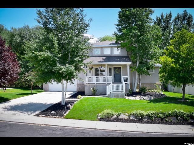 Один семья для того Продажа на 9848 N MULBERRY Drive Cedar Hills, Юта 84062 Соединенные Штаты