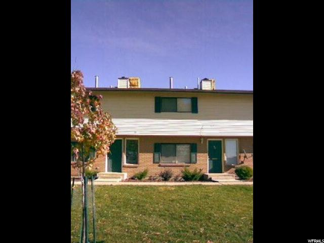 Single Family Home for Sale at 163 S 1450 W 163 S 1450 W Clearfield, Utah 84015 United States