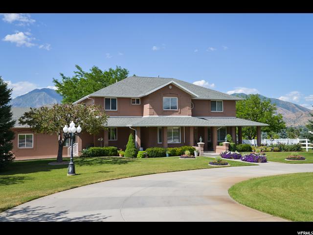 单亲家庭 为 销售 在 1140 W 2620 S 1140 W 2620 S 梅普尔顿, 犹他州 84664 美国