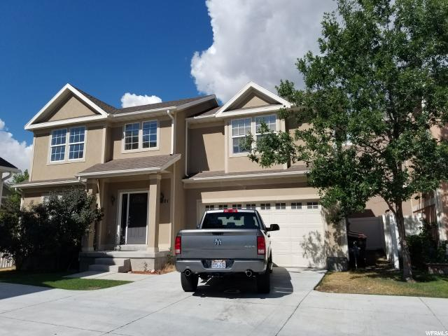 Townhouse for Rent at 6801 W GREVILLEA Lane West Jordan, Utah 84081 United States