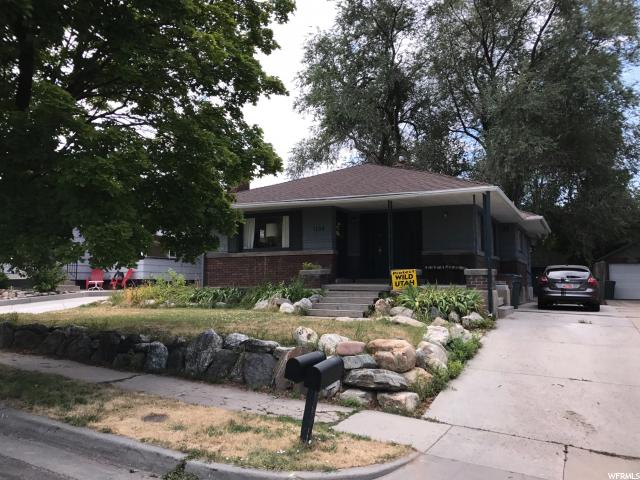 1124 E GARFIELD Salt Lake City, UT 84105 - MLS #: 1467573