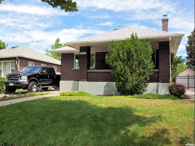 Home for sale at 1139 E Sherman Ave, Salt Lake City, UT  84105. Listed at 434900 with 4 bedrooms, 2 bathrooms and 2,128 total square feet