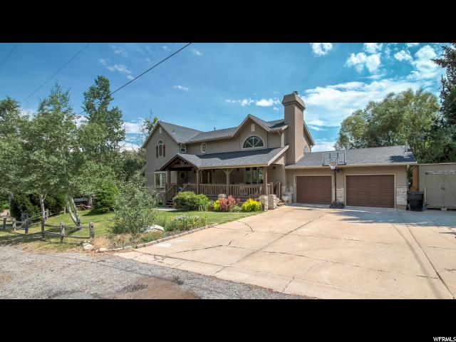 Single Family for Sale at 5763 W CASCADE Circle Mountain Green, Utah 84050 United States